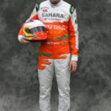 Paul di Resta, con Force India en 2012