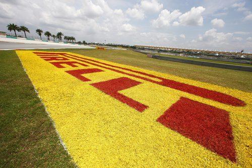 Pirelli en el GP de Malasia 2012