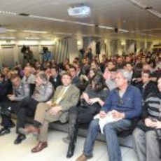 Público asistente al Fota Fans Forum