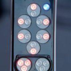 El nuevo semáforo de McLaren