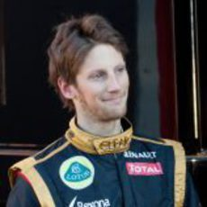 Romain Grosjean está satisfecho con su vuelta a la Fórmula 1