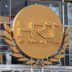 Nuevo logotipo de HRT en su motorhome