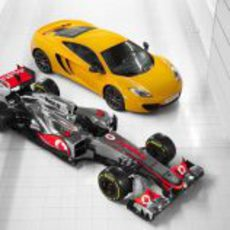 McLaren MP4-27 vs. McLaren MP4-12C
