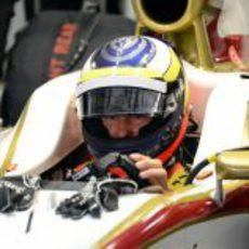 Plano de Pedro de la Rosa subido en su F112
