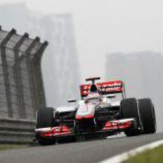 Jenson Button a los mandos del MP4-27