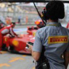 Responsable de Pirelli atenta a los movimientos de Ferrari