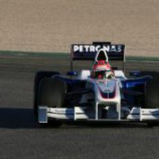 El BMW Sauber F1.09