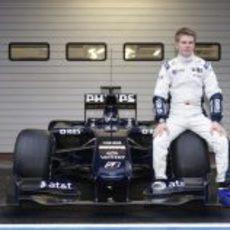 Hulkenberg en el FW31