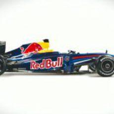 Red Bull presenta el nuevo RB5