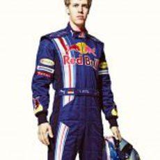 Vettel, piloto de Red Bull