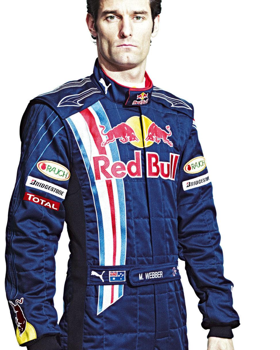 Webber en Red Bull