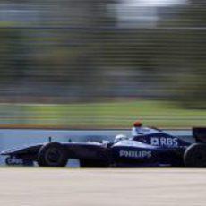 Rosberg en Melbourne