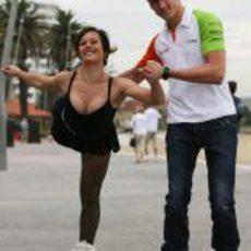 Sutil patina por las calles de Melbourne