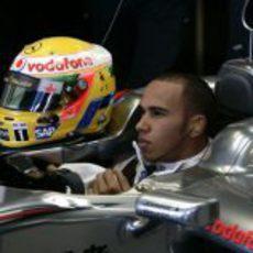 Hamilton se concentra