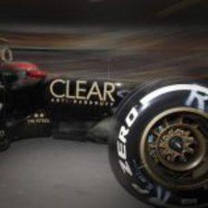 Romain Grosjean vuela en Shanghái