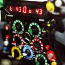 Volante de Mercedes para Baréin