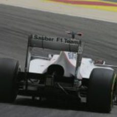 Kamui Kobayashi no consigue entrar en la Q2 de Baréin