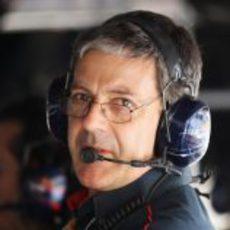 Gianfranco Fantuzzi, team manager de Toro Rosso