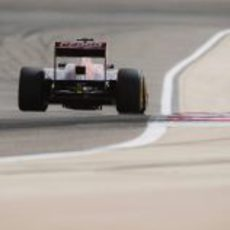Toro Rosso rueda en Barein