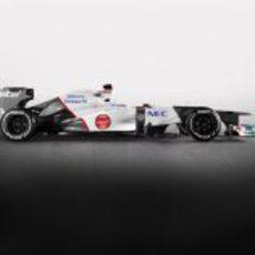 El Chelsea FC se une al equipo Sauber de Fórmula 1