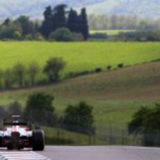 Mugello recibe la Fórmula 1 tras muchos años