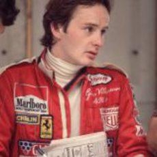 Gilles Villeneuve en 1978