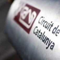 Logo del Circuit de Catalunya