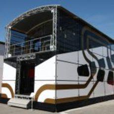 'Motorhome' de HRT para 2012