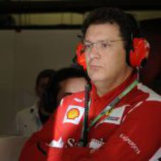 Nikolas Tombazis está presente en el GP de España