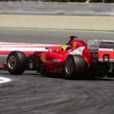 Felipe Massa no pudo pasar del decimoséptimo puesto