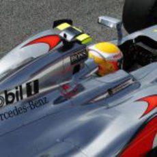 Lewis Hamilton fue el más rápido en la clasificación del sábado