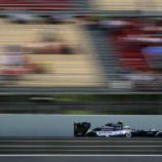 Bruno Senna se quedó eliminado en la Q1 en Barcelona