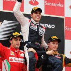Maldonado sale a hombros de Montmeló 2012