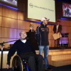Hablan los protagonistas del Gran Premio de España 2012