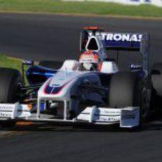 Kubica en Australia