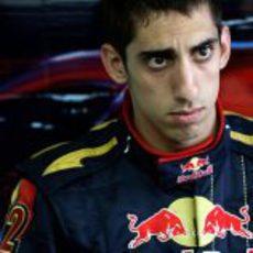 Buemi debuta con Toro Rosso