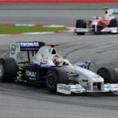 Gran Premio de Malasia 2009: Clasificación