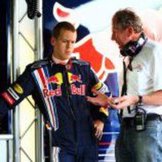 Vettel en Malasia