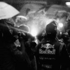 Mark Webber alcanza el éxito en Mónaco