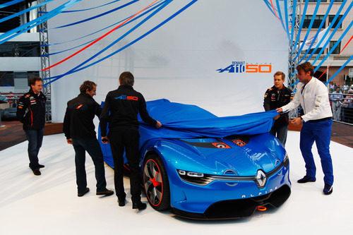 Renault presenta el nuevo Alpine 110-50