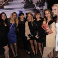 Chicas Red Bull en el Gran Premio de Mónaco