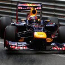 Mark Webbe lidera la carrera tras los primeros 'pit stops' en Mónaco