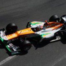 Paul di Resta completa la Q2 en la jornada del sábado