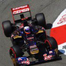 Daniel Ricciardo debuta en Fórmula 1 en Mónaco