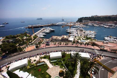 El mar, dueño de Mónaco