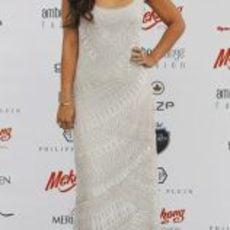 Vanessa Hudgens en la gala Amber Lounge de Mónaco