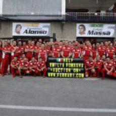 Ferrari apoya a las víctimas de los terremotos de Italia desde Canadá