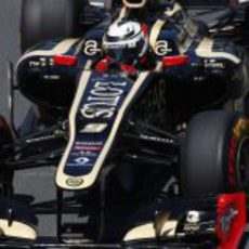 Kimi Räikkönen prueba los compuestos superblandos en Canadá