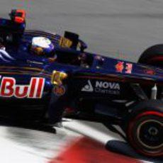 Daniel Ricciardo intenta llegar a la Q2 en Montreal