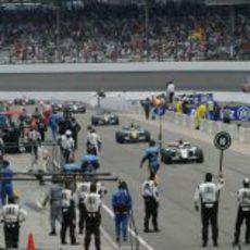 GP de Estados Unidos 2005: la mayor vergüenza de la F1